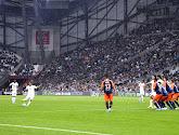 Marseille a concédé le match nul 1-1 face à Rennes
