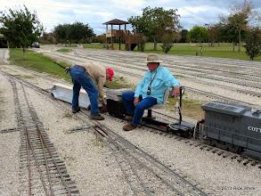 Photo: Bob Barnett's new MCC riding car.       2013-1116 RPW