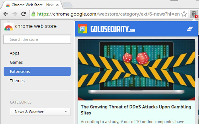 Cyber Security News by Gold Security