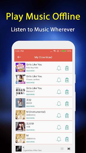 Ulimate Music Downloader screenshot 3