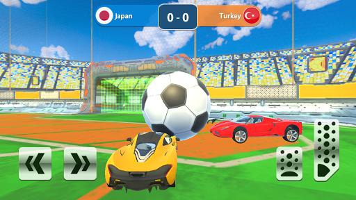 Sport Car Soccer Tournament 3D  screenshots 1