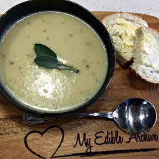 Perfect Parsnip Soup Recipe