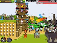 Télécharger Grow Castle APK MOD (Astuce)