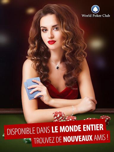 Poker Game: World Poker Club  captures d'écran 1