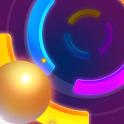 Dancing Color: Smash Circles icon