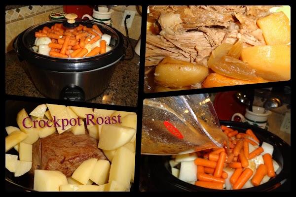 Dee's Favorite Crockpot Roast Recipe