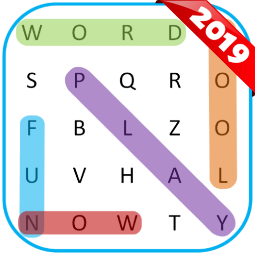 Word Search - Seek & Find Crossword Puzzle Game