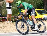 Peter Sagan leeft zich uit op de mountainbike tijdens WK-voorbereiding