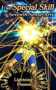 Mod Game SAINT SEIYA SHINING SOLDIERS for Android