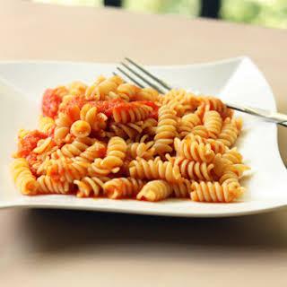 Cherry Tomato Sauce.