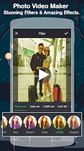 Photo Video Maker With Music Screenshot