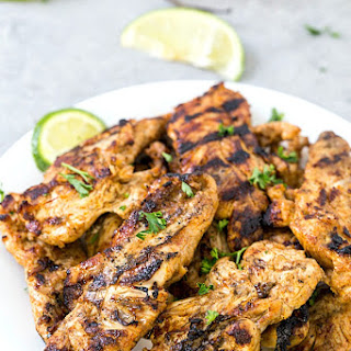 5-Ingredient Tex-Mex Chicken Marinade.