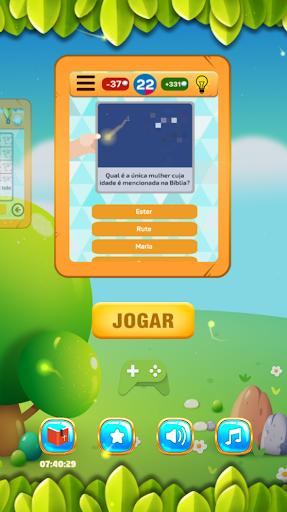 Jogo Bu00edblico Perguntas e Respostas Com Imagem  screenshots 3