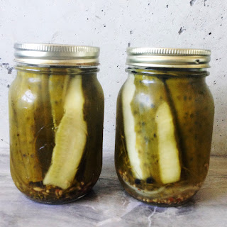 Cucumber Dill Pickles Recipes