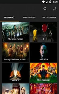 Show HD box movies & TV Shows Screenshot