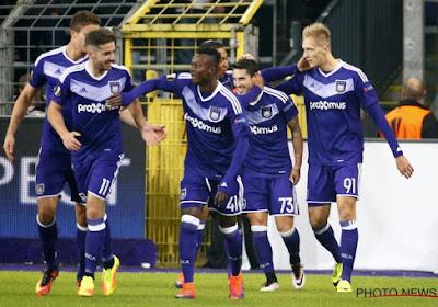 Nicolae Stanciu heeft met twee goals Anderlecht de zege geschonken tegen Mainz (6-1)