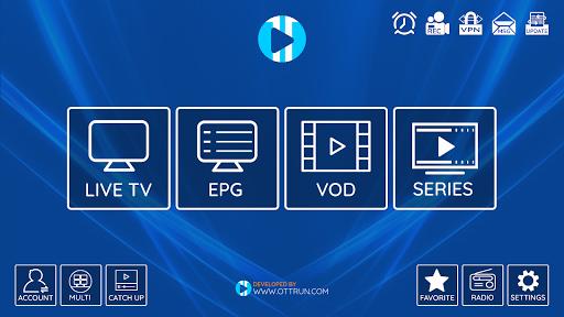 XCIPTV PLAYER 4.0.0 screenshots 1