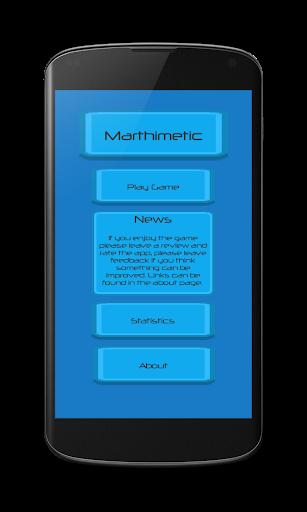 Marithmetic