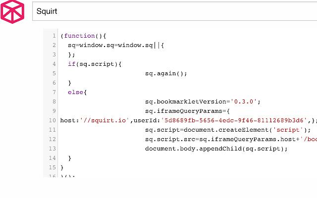 Bookmarklet IDE