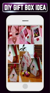 DIY Gift Box Making Ideas Tips Steps Easy Tutorial - náhled