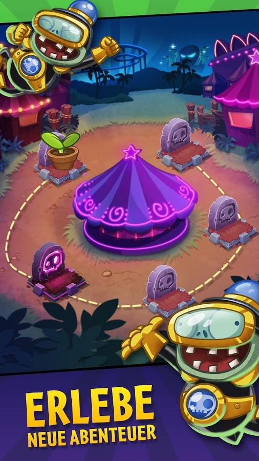 Plants vs. Zombies™ Heroes – Screenshot