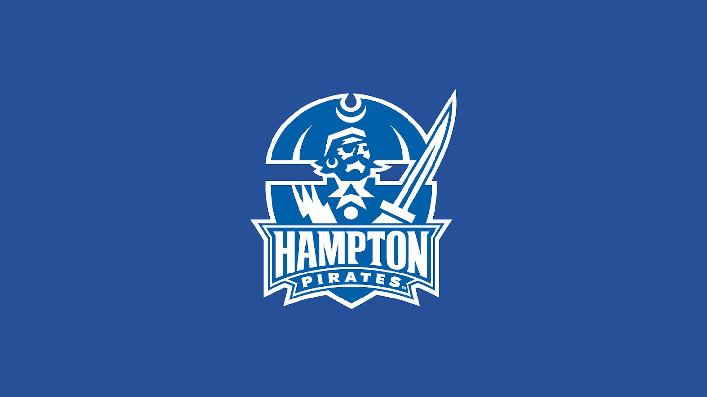 Watch Hampton Pirates football live