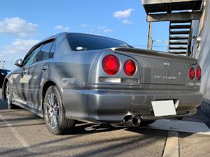 スカイライン ER34 GT-V (2001年/H13)のカスタム事例画像 .上.さんの2020年03月20日17:14の投稿