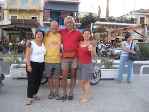 Photo: Aiginia'da Blue Siesta ekibi ile. In Aiginia with Blue Siesta Crew.