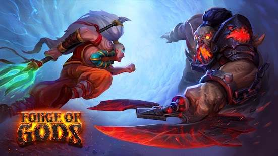 Forge of Gods - Tactical RPG Screenshot