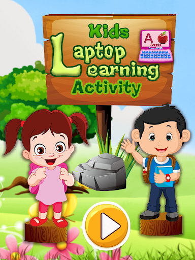 Kids Computer: Number & Alphabet Learning Activity 1.1 screenshots 1