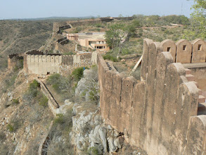 Photo: 14. Jaipur, Nahargarh Fort