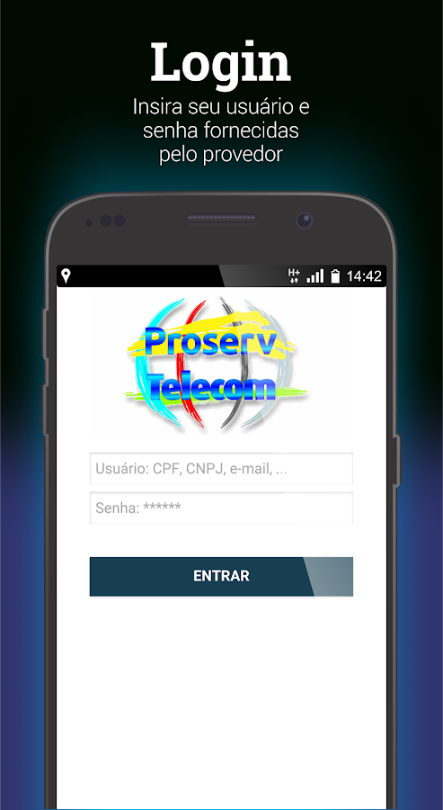 Proserv Telecom- screenshot