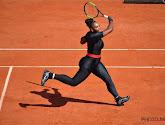 Serena Williams évoque sa forme ascendante
