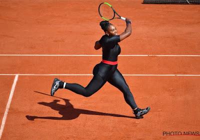 Serena Williams sans trembler en quarts de finale
