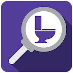 Toilet Finder Icon