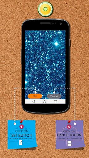 グリッタージッパーロック画面|玩個人化App免費|玩APPs