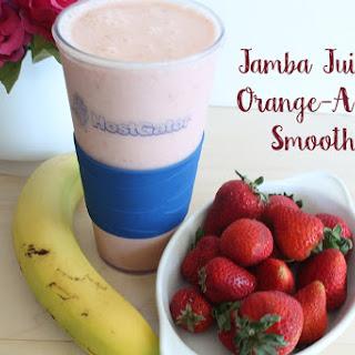 Jamba Juice's Orange-A-Peel Smoothie