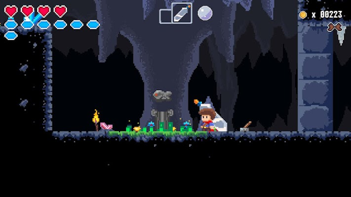 JackQuest: The Tale of the Sword Screenshot Image