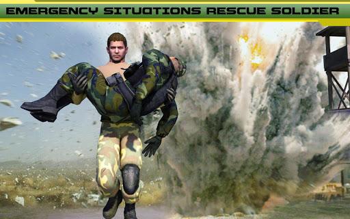 Flying US Army War Survival Rescue  captures d'écran 1