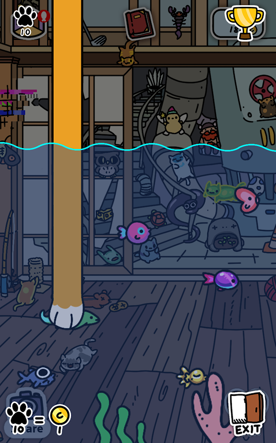 KleptoCats- screenshot