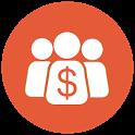 Group Expense - track & split expenses icon