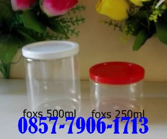 toples plastik 50ml SMS 085101413394