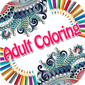 Color Ring-Adult Cure Art Book