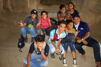 Photo: Kids on a school trip