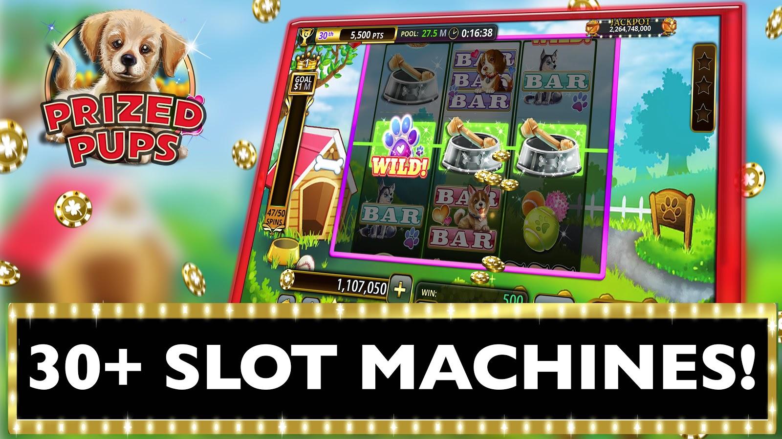 free app slot games