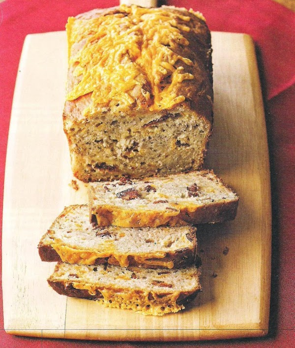 Apple Cheddar Bacon Bread Recipe