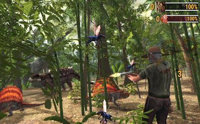Dino Safari: Evolution-U APK screenshot thumbnail 9