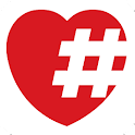 Hashtags Love - Get More Likes icon