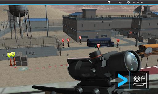 Prison Breakout Sniper Escape 1.3 screenshots 1
