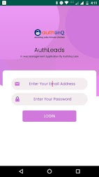 Auth Leads APK screenshot thumbnail 2